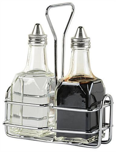 Oil Vinegar Cruet Set