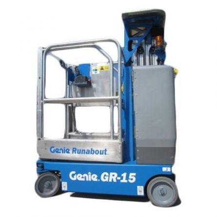 Genie Scissor Lift GR 15